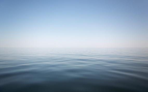 Где расположить горизонт?