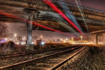 Как использовать сходящиеся линии, чтобы улучшить ваши фотографии
