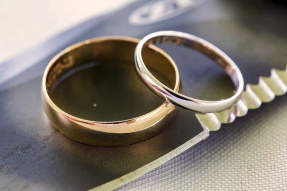 Фотографии свадебных колец