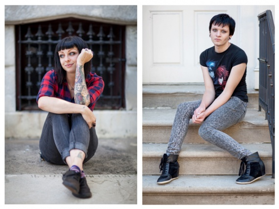 Как фотографировать незнакомцев: Проект «100 незнакомцев»