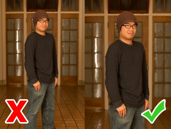 5 проверенных техник кадрирования портретов
