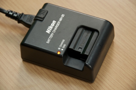 Ошибка № 3: Разряженная батарея
